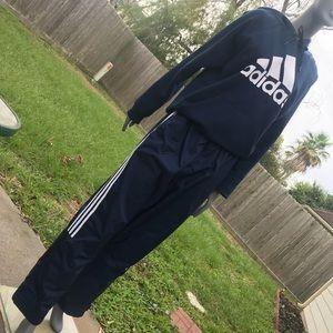 Adidas Track Pants. 👖⛹🏼♂️